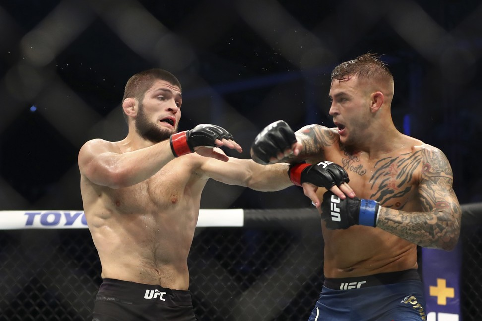 UFC: Colby Covington gym return prompts Dustin Poirier meeting with owner – 'he doesn't want a fight'