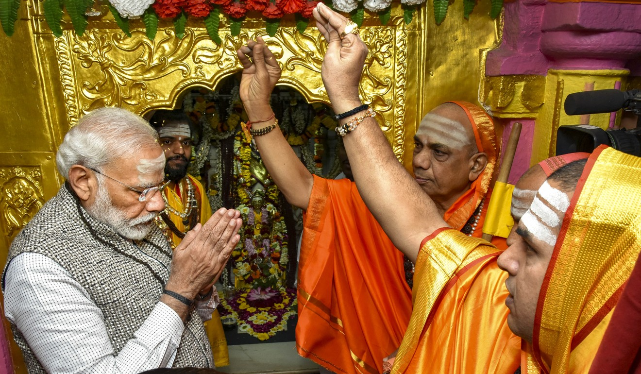 Modi shows how India's 'boisterous democracy' can be used to benefit the few