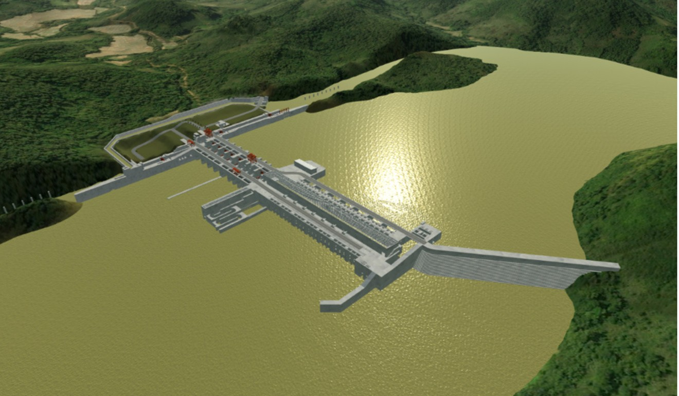 Work on a mega hydropower dam near Luang Prabang in Laos is expected to begin later this year. Photo: Reuters