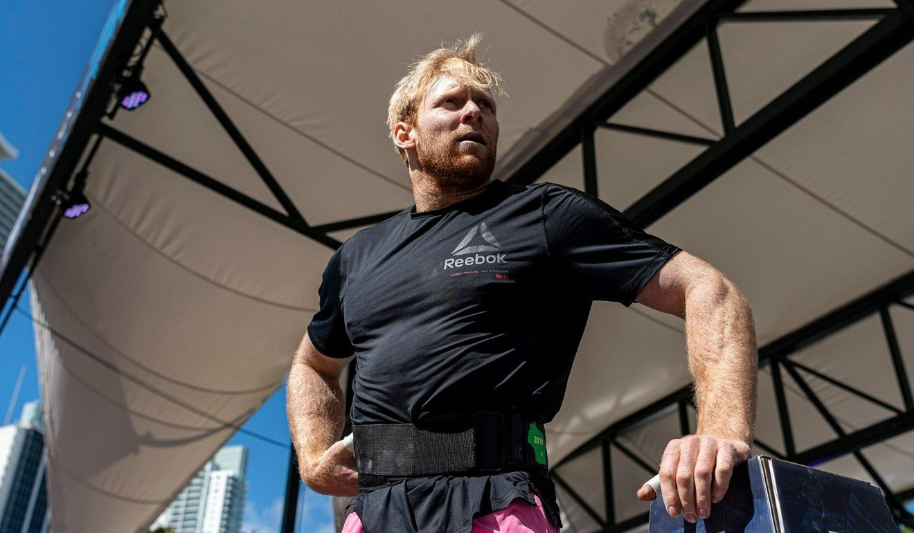 Patrick Vellner looks back on track after a disappointing 2019 CrossFit Games. Photo: Wodapalooza