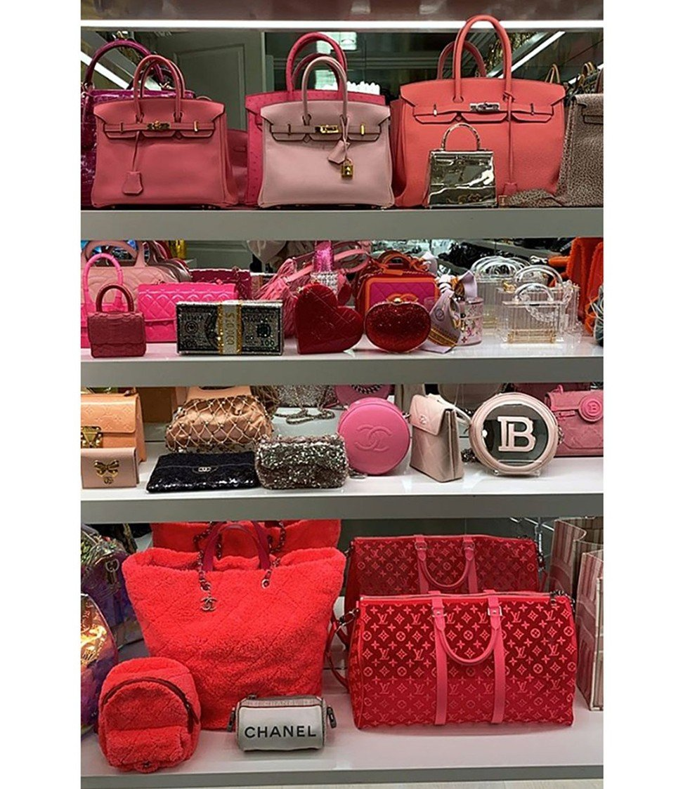 Louis Vuitton, Chanel, Hermès – Kylie Jenner's US$1 million handbag collection is as fabulous as you think it is