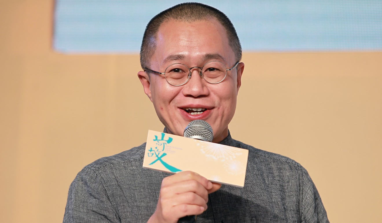 Writer, critic and host Leung Man-tao. Photo: Visual China Group via Getty Images