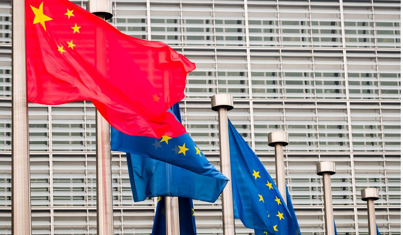 Europe and China are in negotiations for an investment agreement. Photo: Bloomberg