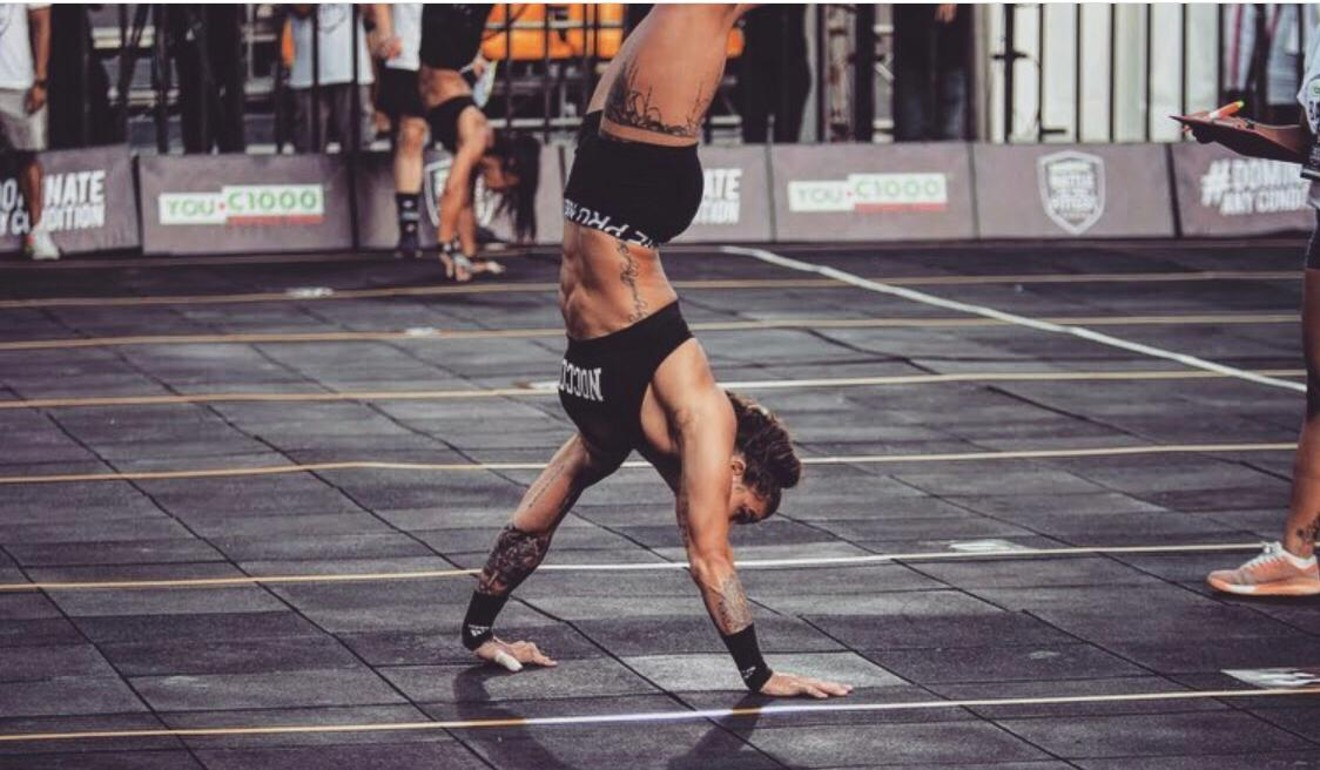 Robinson said she first fell in love with coaching and helping people when it came to CrossFit. Photo: Handout
