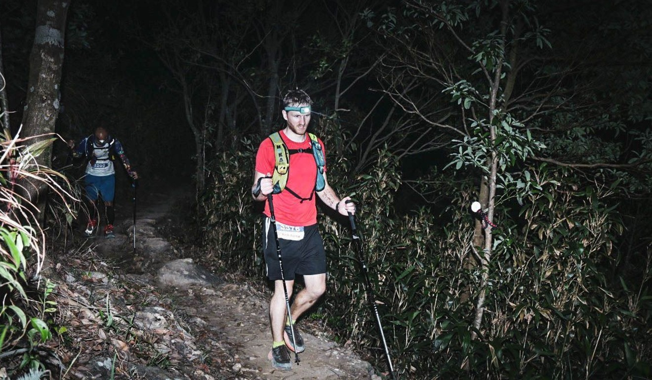 You need mental strength to keep moving at night, but you need physical fitness to move in the first place. Photo: Sportograf