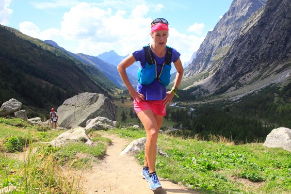 Carole Fuchs pushes her limits on an ultramarathon, but her next challenge will be harder than anything before. Photo: Handout