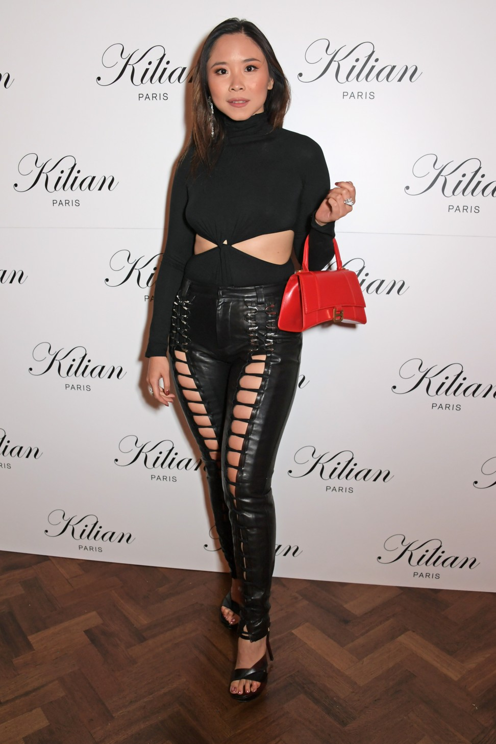 Nga Nguyen attends a recent fragrance launch at the Hotel Cafe Royal in London. Photo: David M. Benett/Dave Benett/Getty Images for Kilian