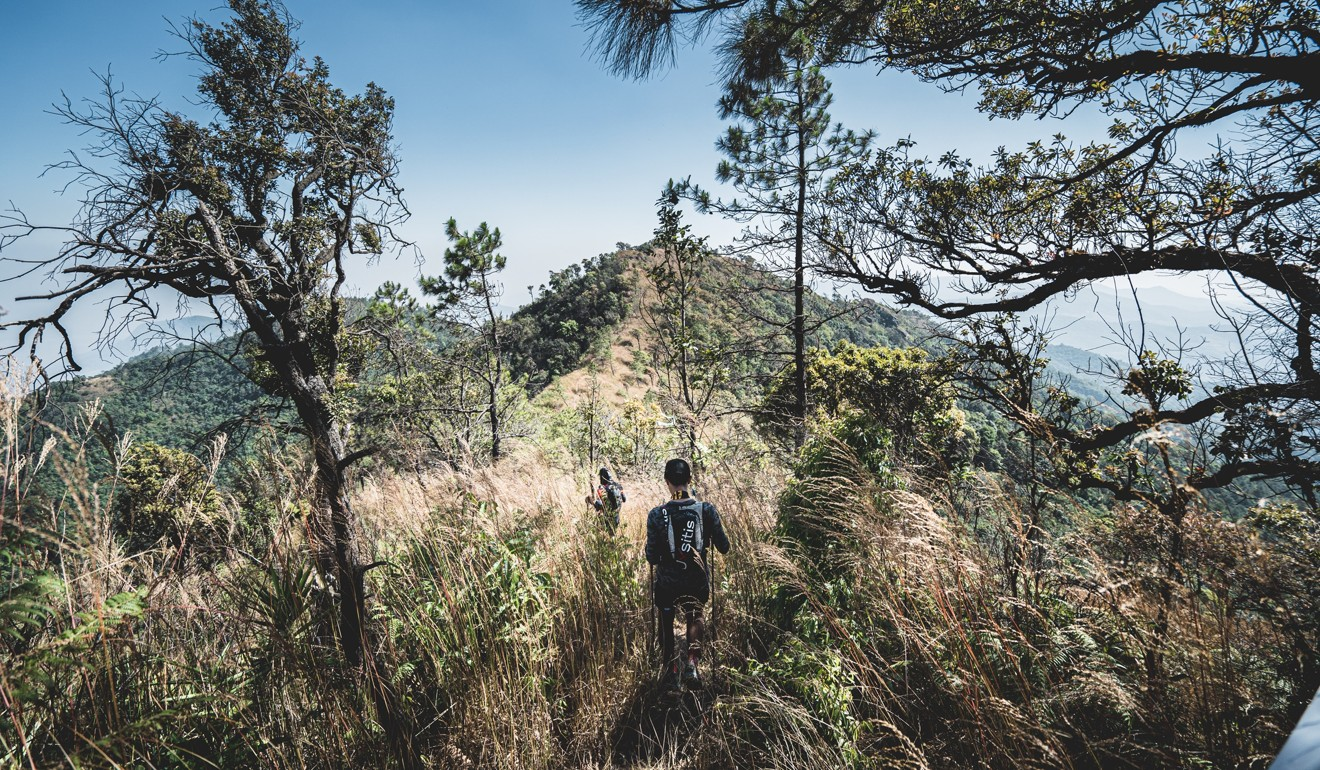 The race takes place in 'The Roof of Thailand', Doi Inthanon national park. Photo: UTTH