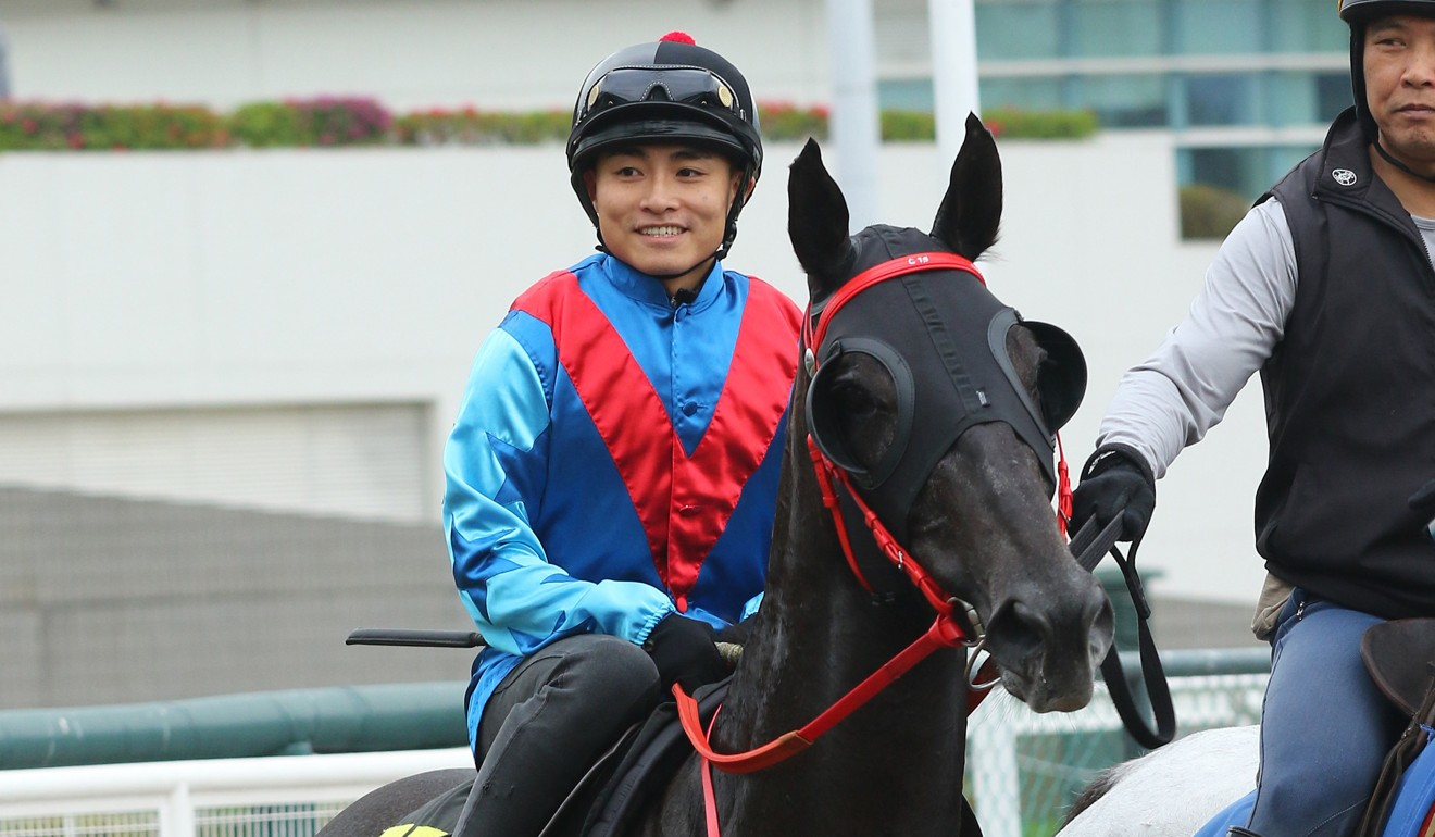 Keith Yeung returns after trialling Dark Dream.