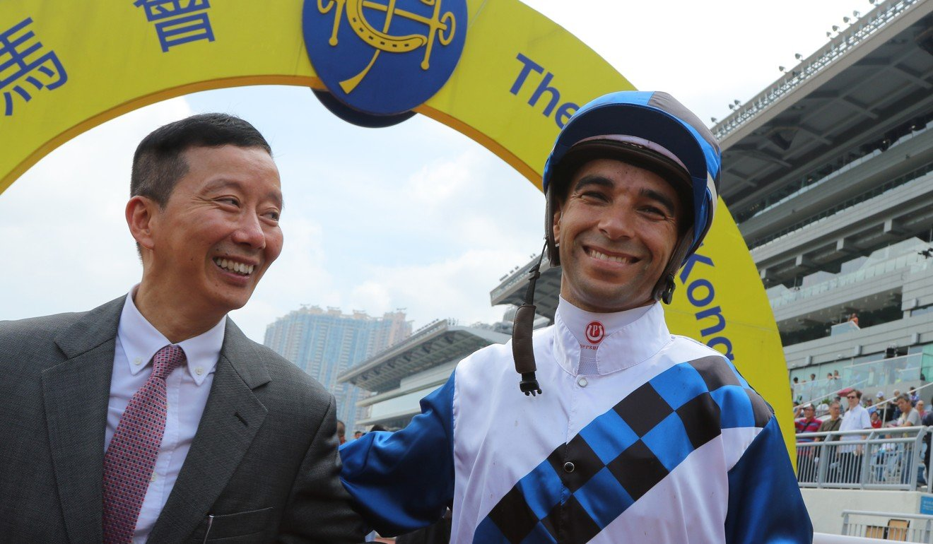 Trainer Benno Yung and jockey Joao Moreira team up twice at Happy Valley on Wednesday night.