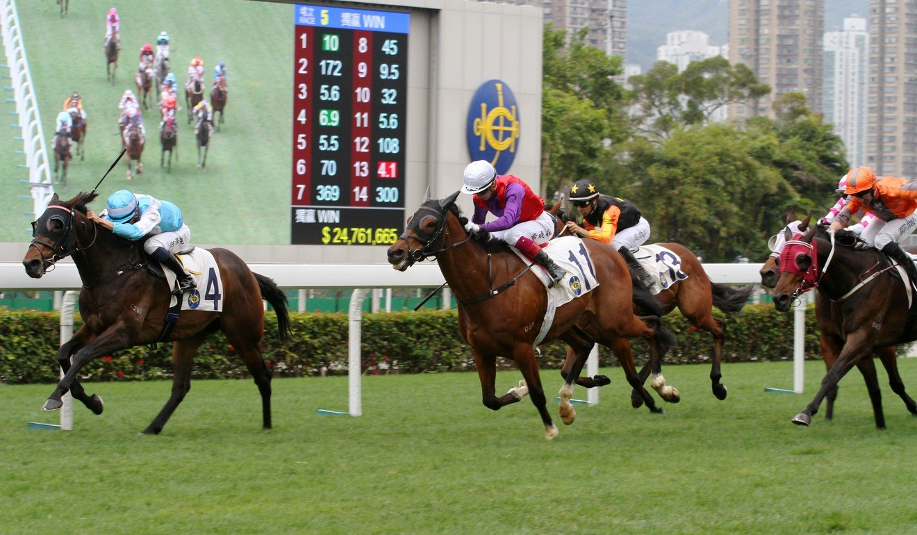 World Famous is unlikely to head to the Hong Kong Derby.