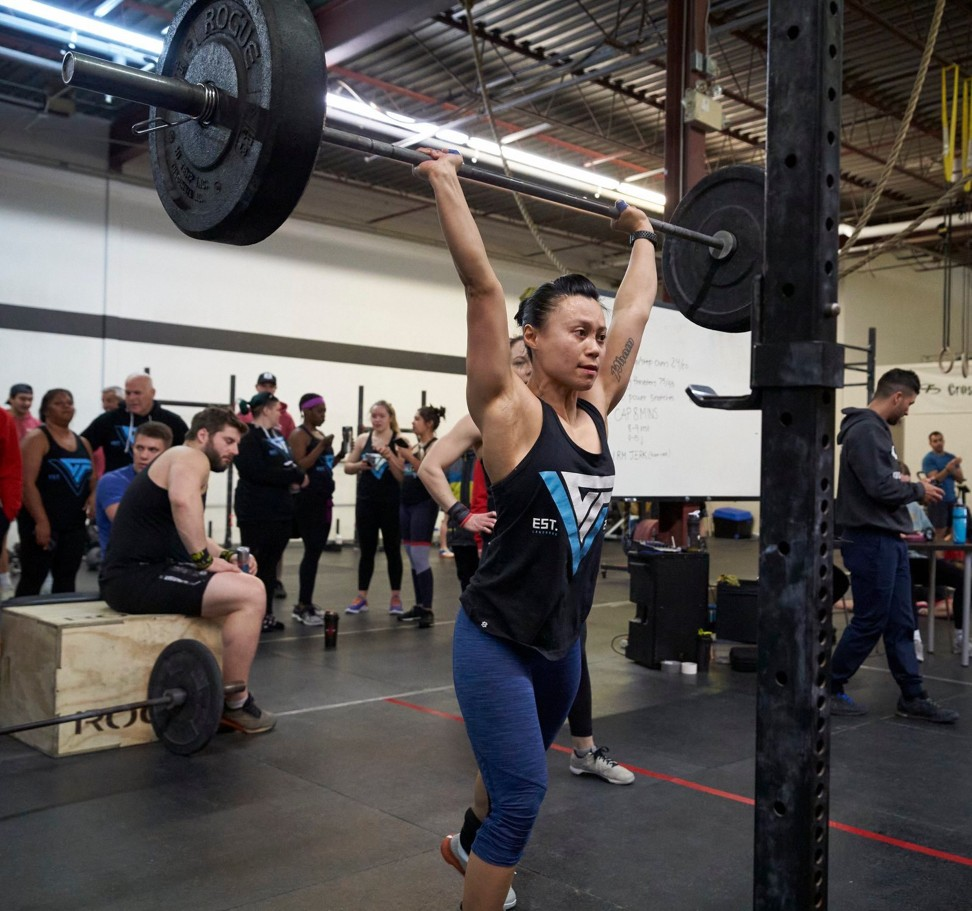 Having some muscle does not mean you can't still be feminine, said Hoang. Photo: Handout