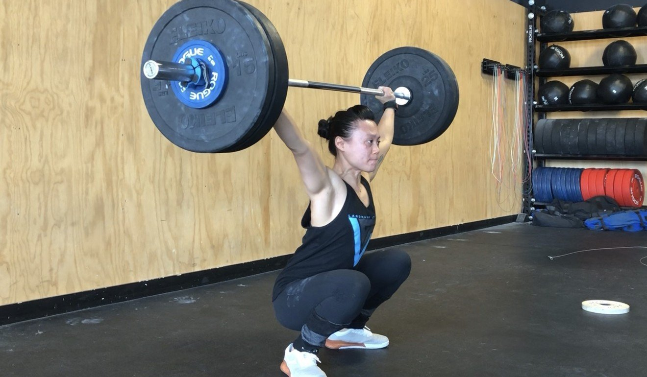 Hoang said the passing of her good friend helped her fully take the leap into the world of CrossFit. Photo: Handout