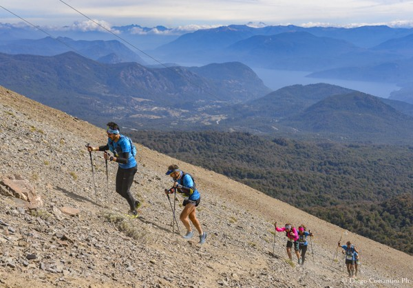 Patagonia Run in Argentina was founded by Mariano Alvarez, now the CEO of Spartan Trail. Photo: Patagonia Run