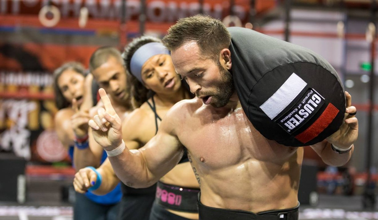 Froning's dynasty building started as soon as he retired from individual competitions. Photo: Linyibo
