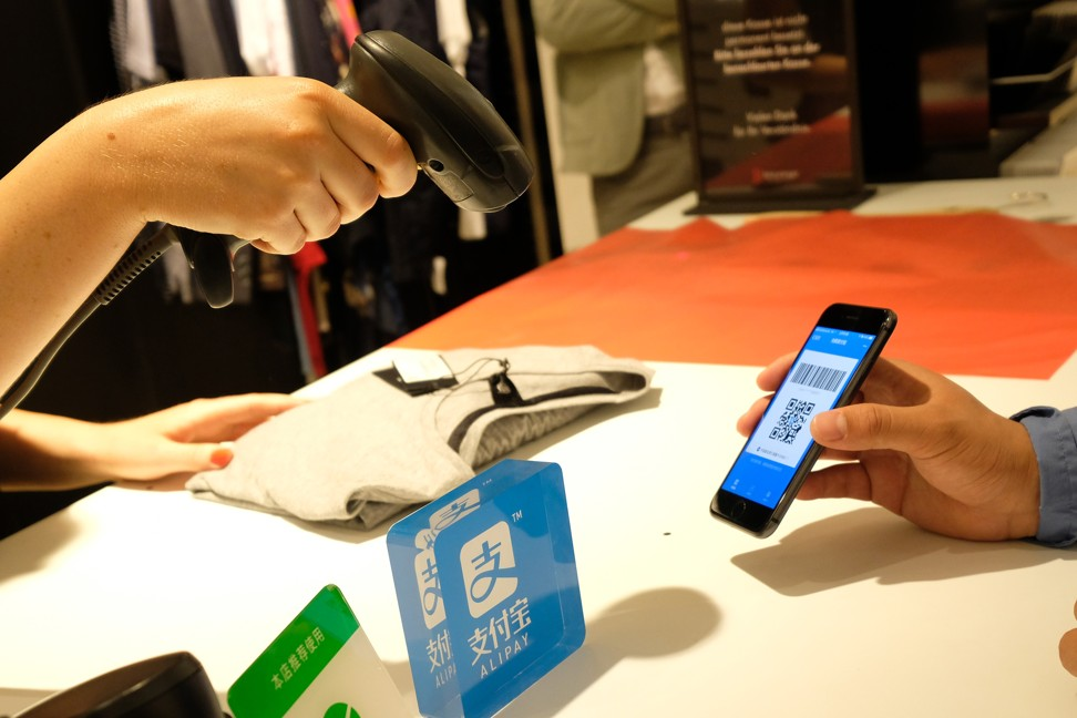 Launched in 2004, Alipay currently serves more than 900 million users in China and provides in-store mobile payment services in more than 50 markets around the world. Photo: Xinhua