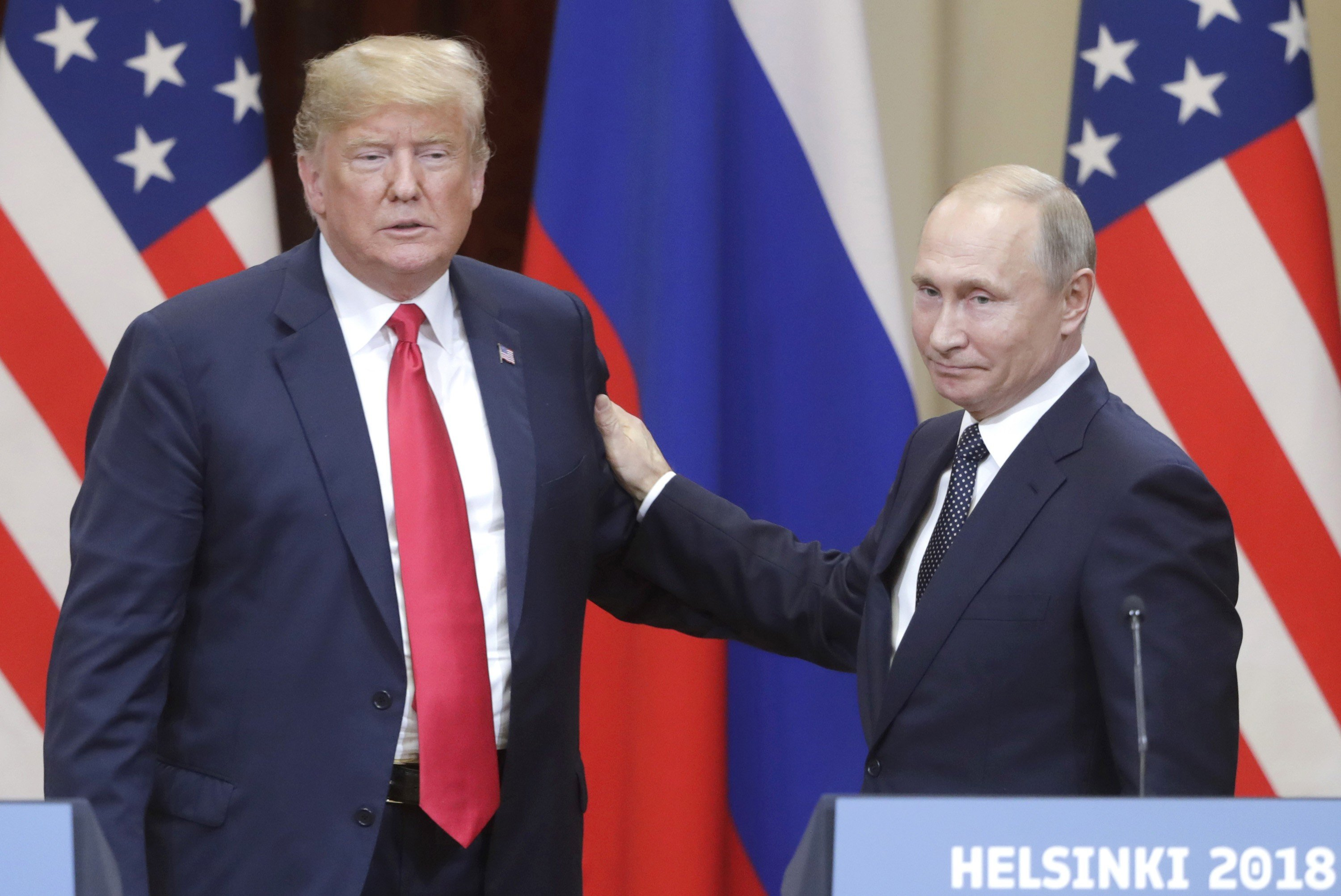 Why Donald Trump S Re Election Would Make Vladimir Putin Very Happy South China Morning Post
