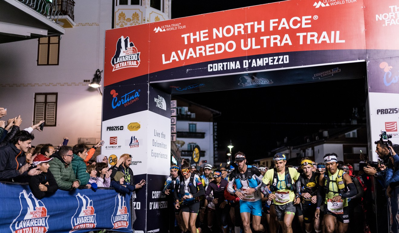 Lavaredo Ultra Trail in Italy is one of the world's premier ultras and is now part of the UTWT and Spartan World Trail Championships. Photo: Jordi Saragossa
