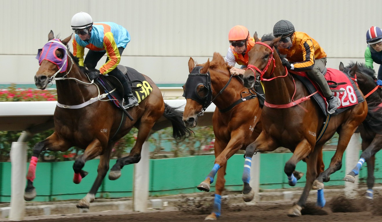 Ka Ying Star wins a recent trial with Zac Purton aboard.