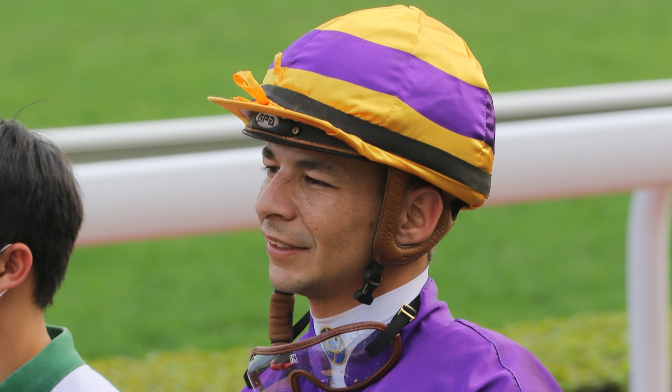 Vagner Borges after his second aboard Mongolian King.