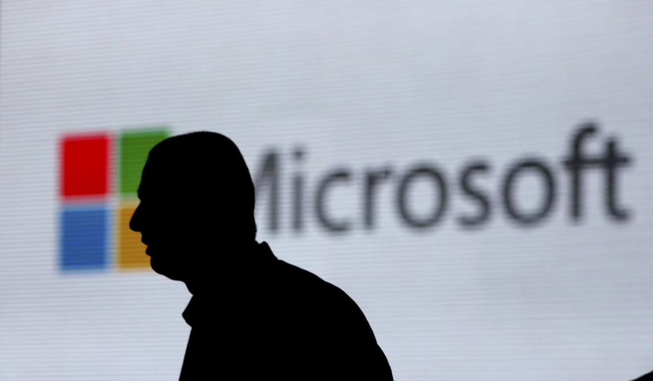 """Microsoft says it will """"take action"""" to protect employees """"based on the guidance of global health authorities"""". Photo: AP"""