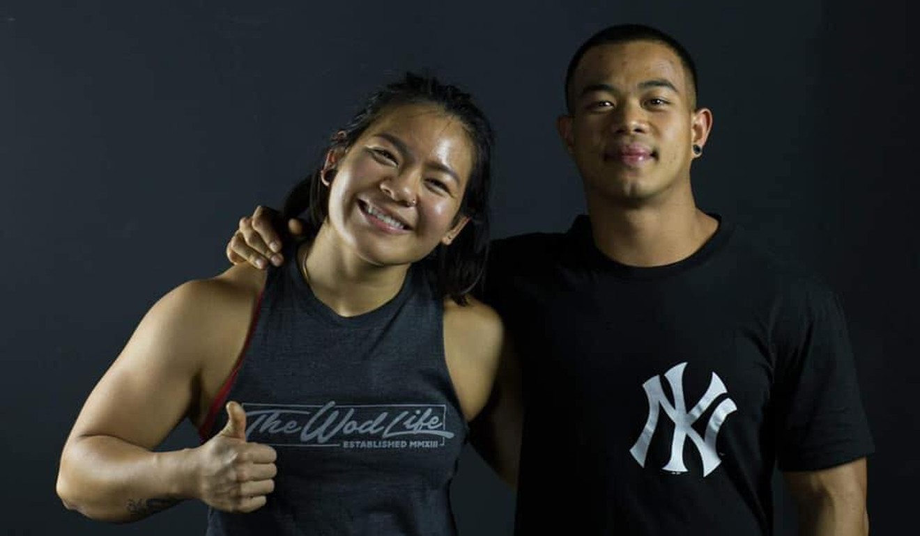 Jar and Gap are Thailand's top CrossFit couple. Photo: Superpro CrossFit