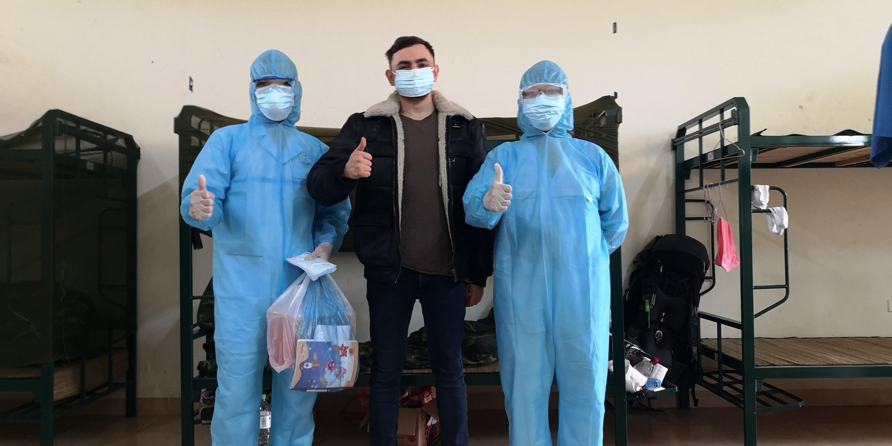 Coronavirus Life Inside Vietnam S Army Run Quarantine Camps South China Morning Post