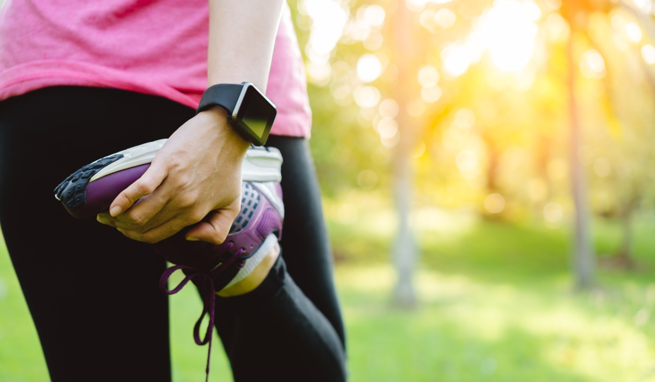 Continue training but avoid group runs to help contain the pandemic. Photo: Shutterstock