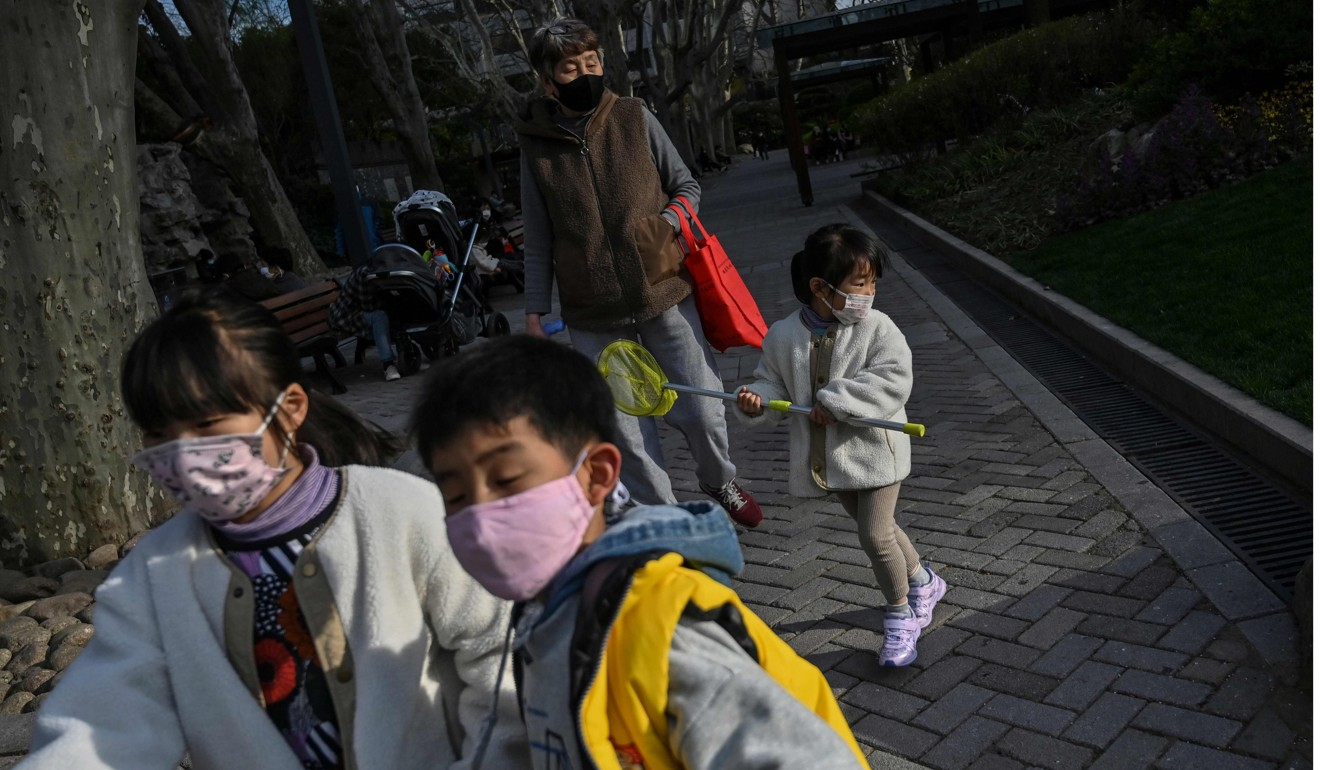 New Chinese research may point to possible role of children in coronavirus spread
