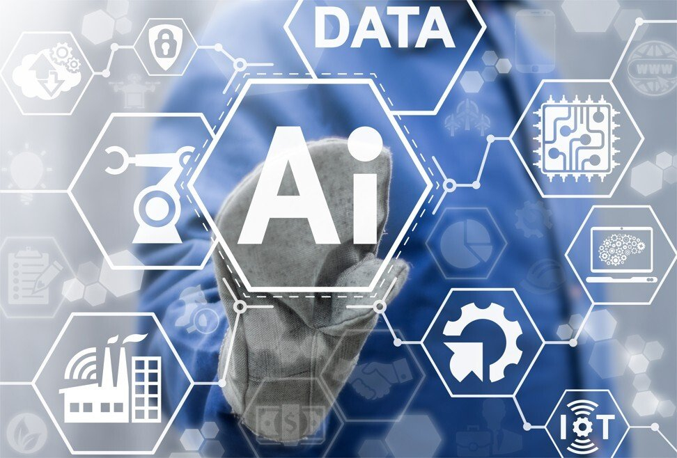 Legal services is among a growing list of sectors that China is hoping to transform with the application of artificial intelligence technology. Photo: Shutterstock