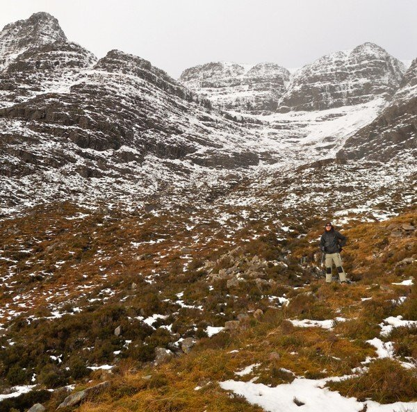 School in Scotland gave Mackay a chance to explore, but it was not until he graduated that he fell in love with adventure.