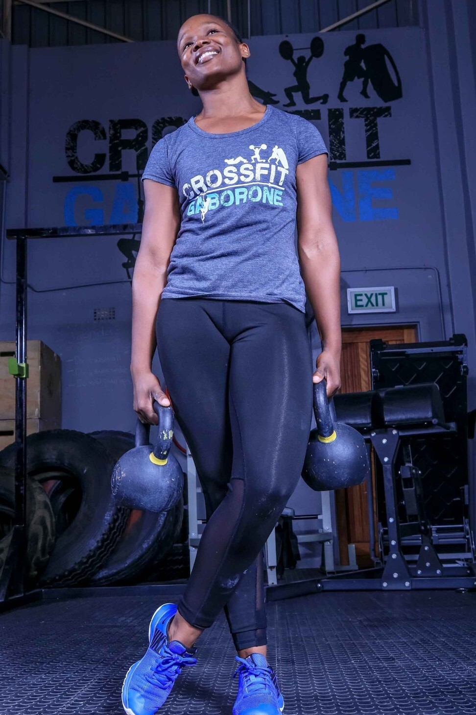 Seru said CrossFit has also given her a sense of community. Photo: Handout
