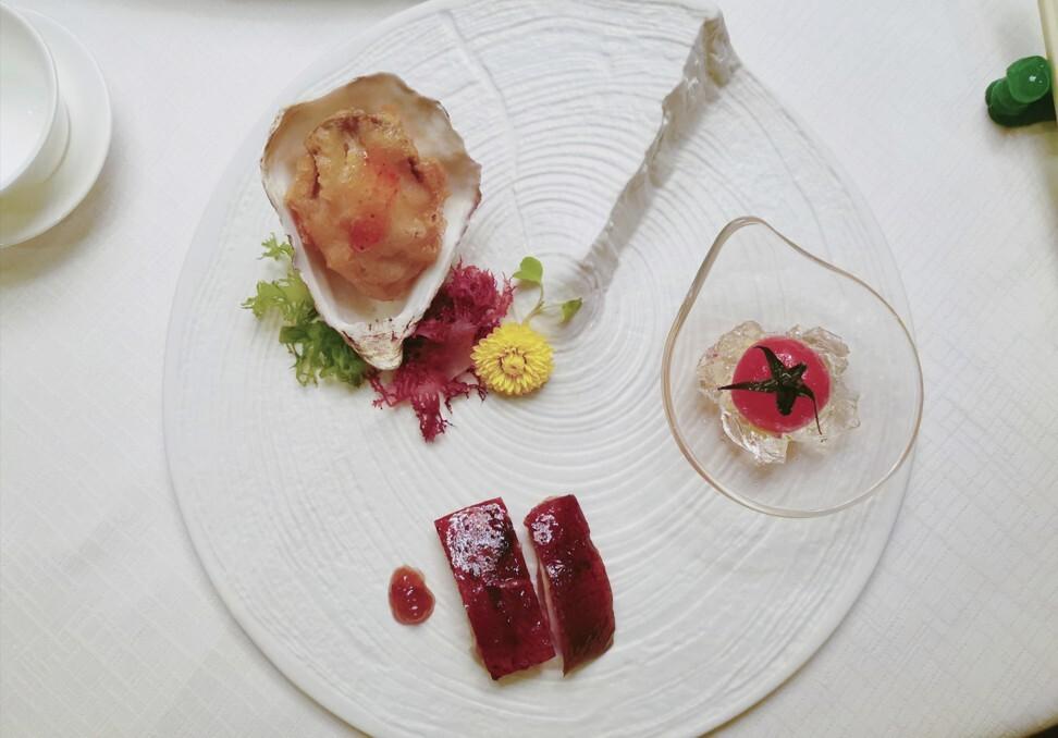 The Hong Kong chef reinventing Chinese classics at Macau's three-Michelin-starred Jade Dragon restaurant