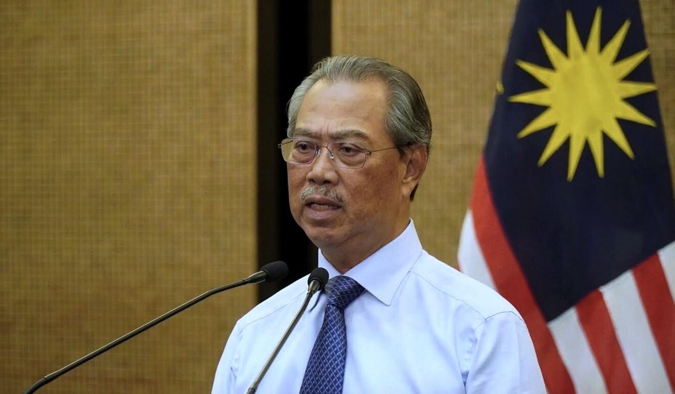 El primer ministro de Malasia, Muhyiddin Yassin.  Foto: DPA
