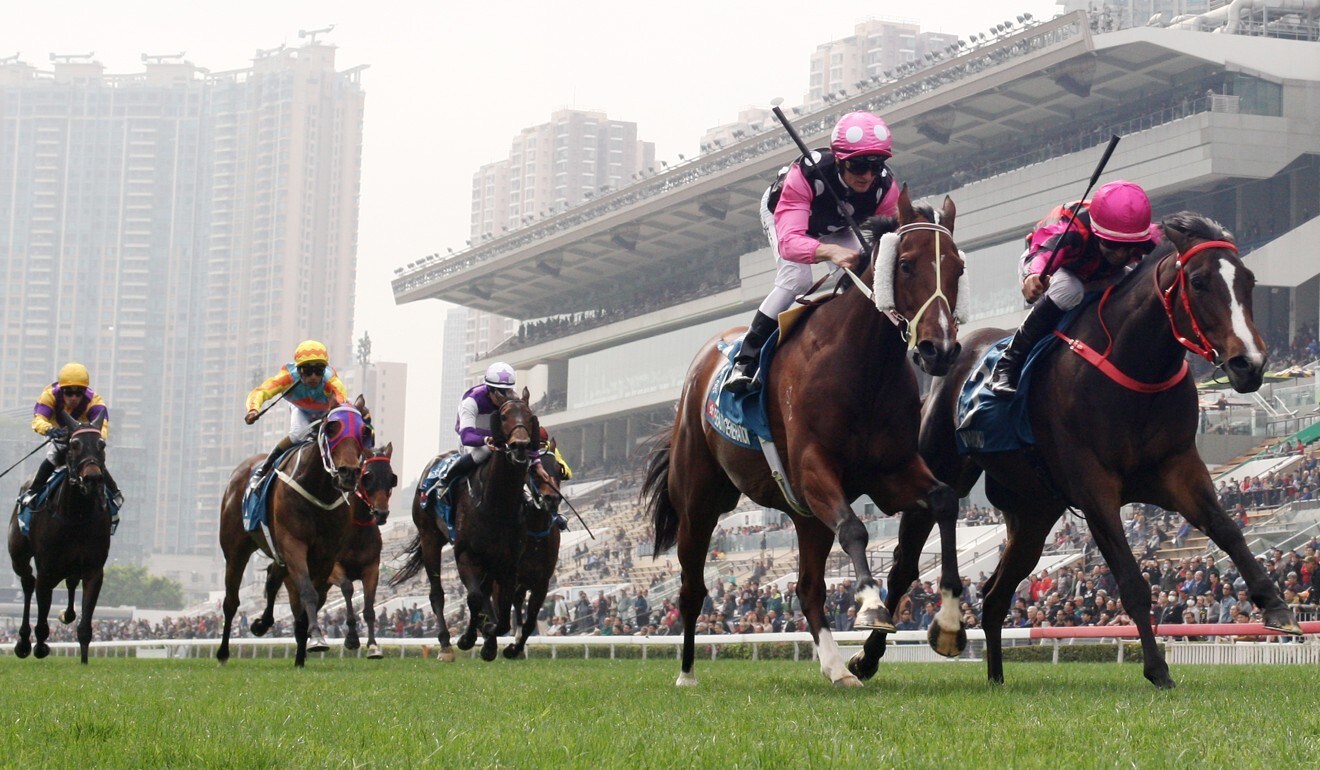 Waikuku edges out Beauty Generation in the Stewards' Cup.