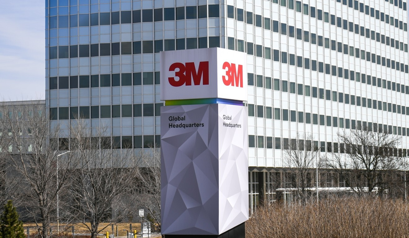 Manufacturer 3M's world headquarters in Maplewood, Minnesota, the US. Photo: EPA-EFE