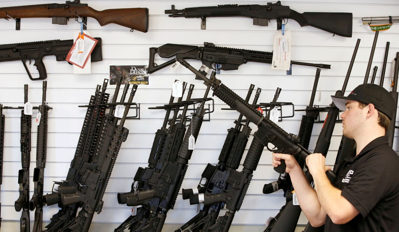 Coronavirus: gun rights group sues Los Angeles over closure of firearms stores during outbreak