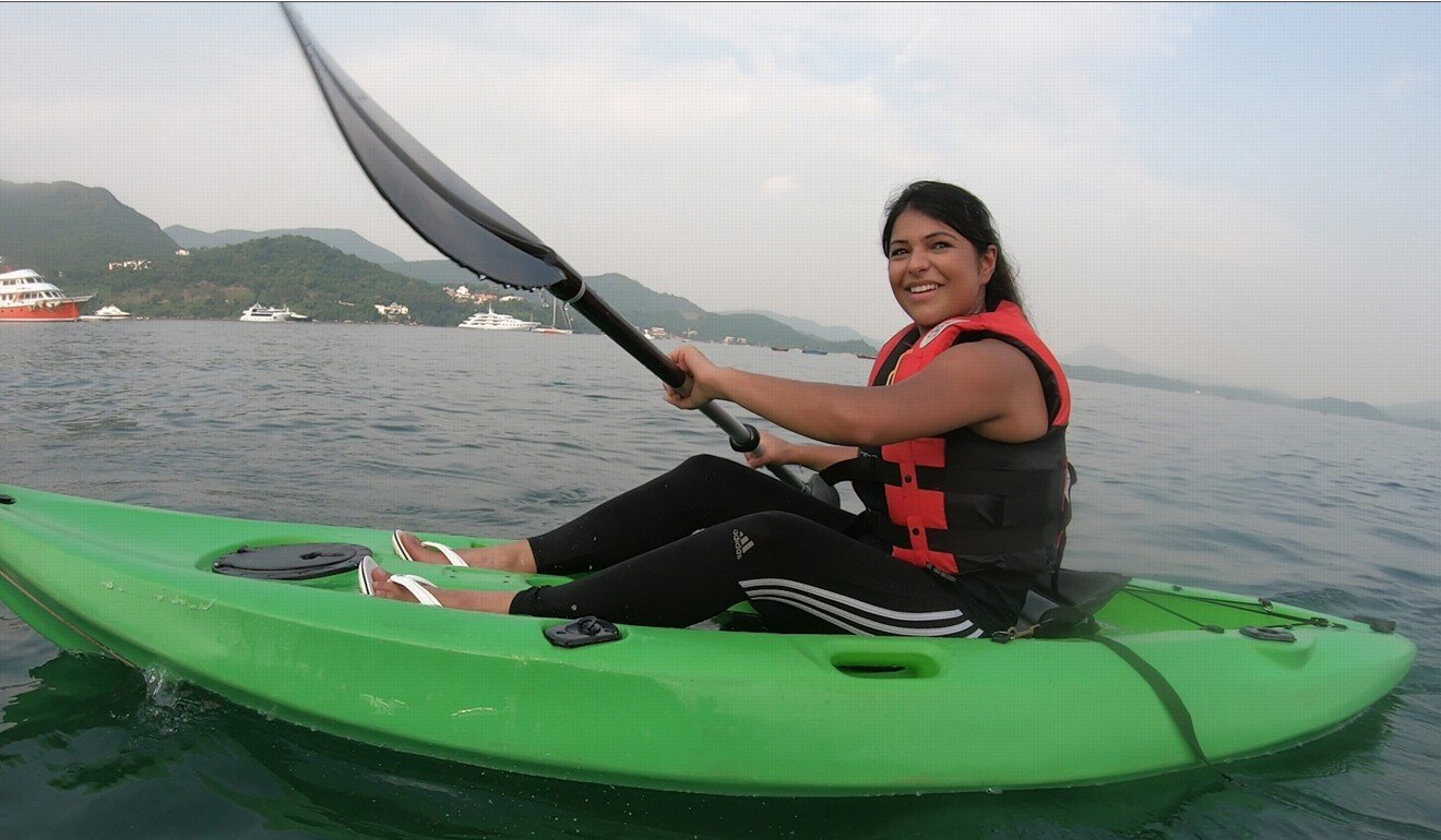 Head out to Sai Kung to rent a sea kayak. Photo: Alejo Rodriguez Lo