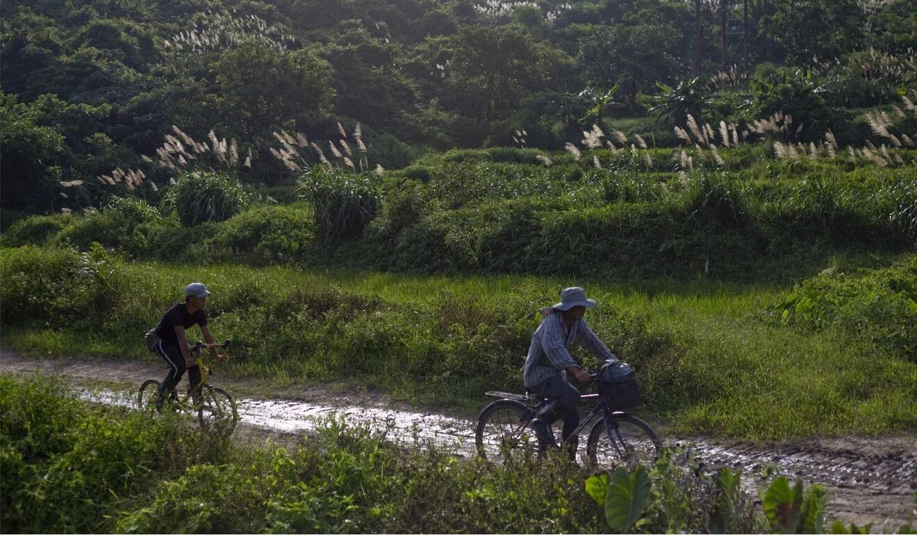 Rent a bike in Mui Wo and explore Lantau. Photo: Chen Xiaomei