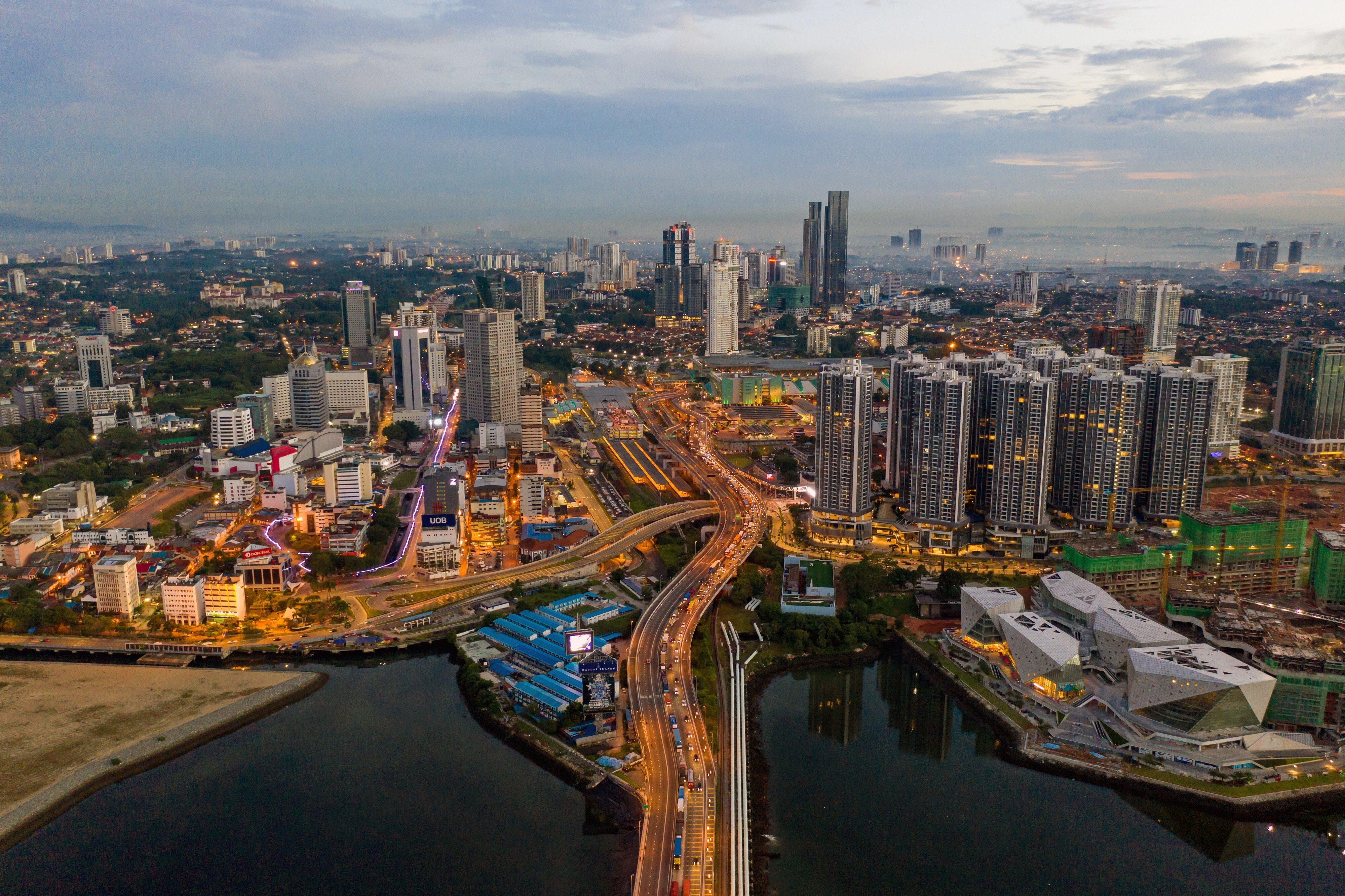 Johor Bahru,