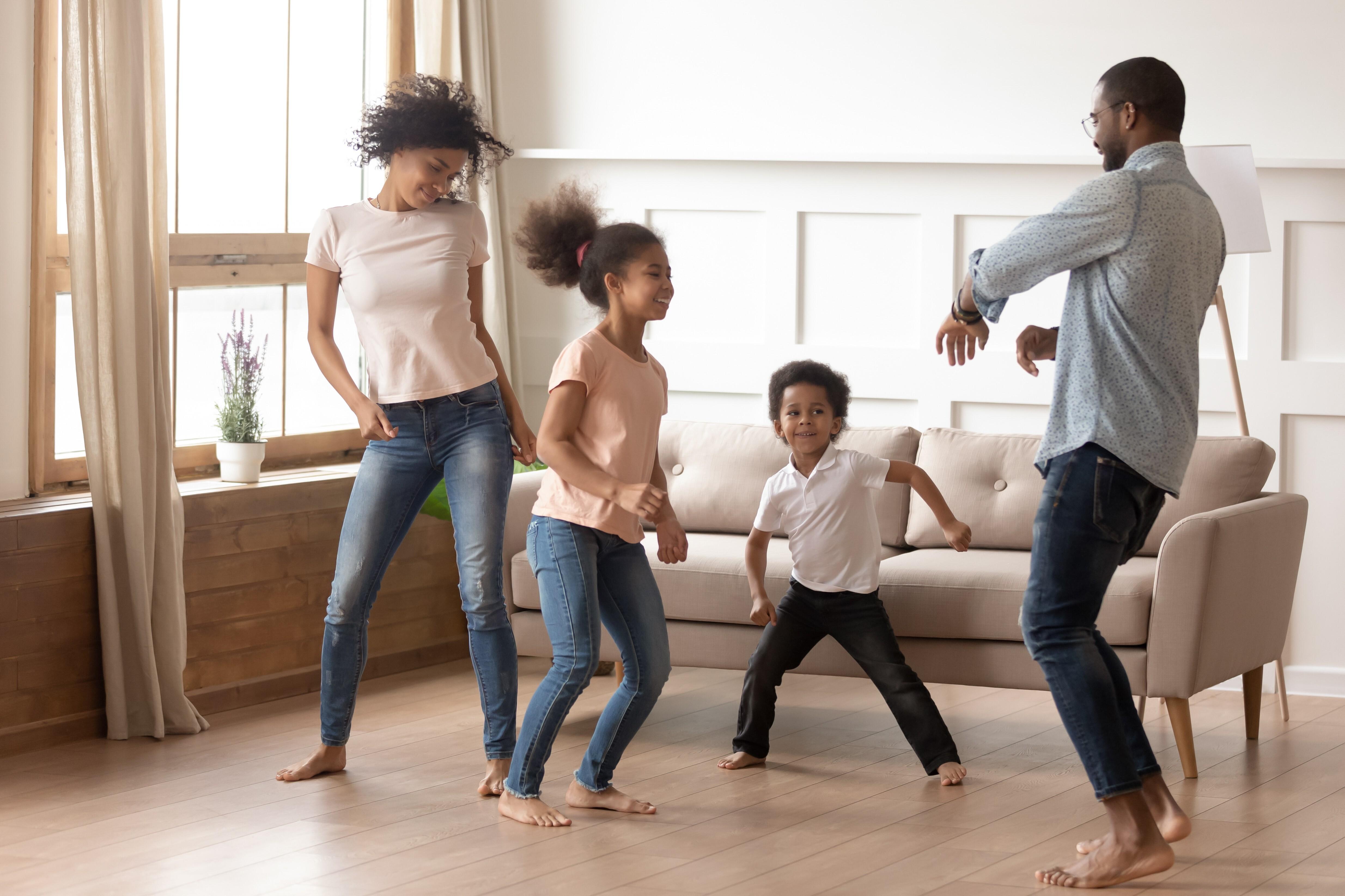 Dance away the coronavirus lockdown