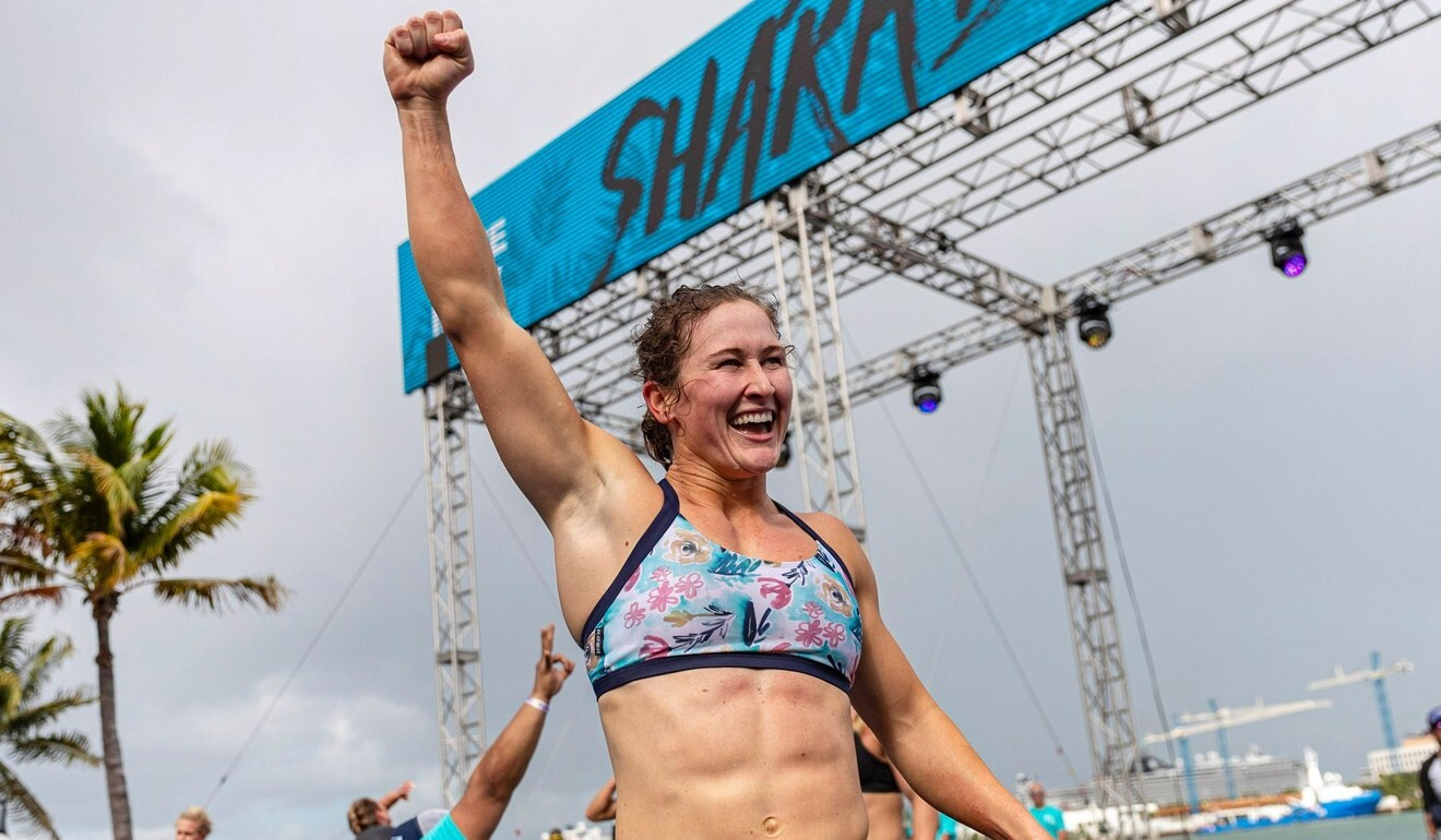 Tia-Clair Toomey and company look to be heading to California instead of Madison. Photo: CrossFit