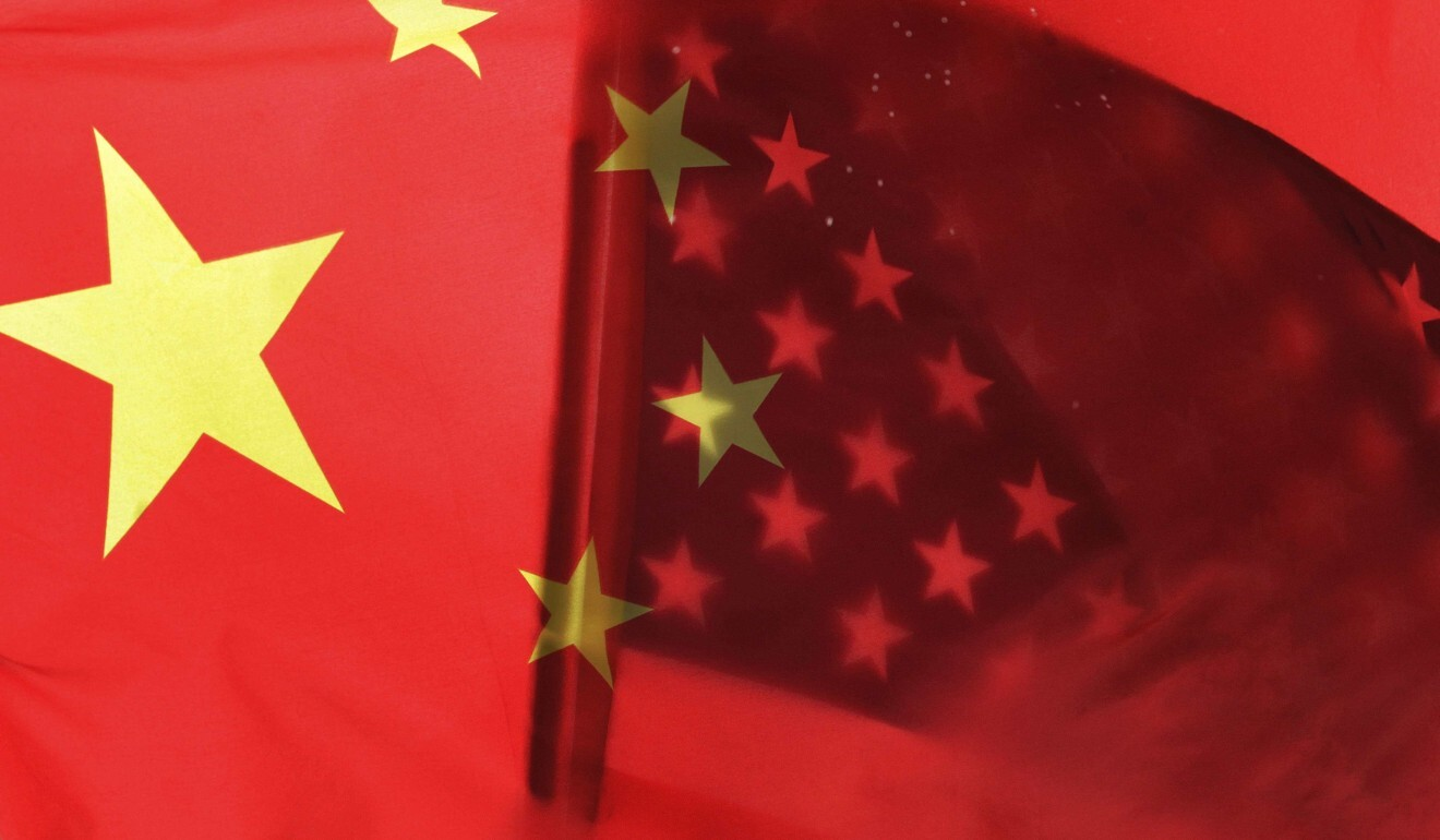China suffered the fourth most DDoS attacks in March, after the US, South Korea and Brazil. Photo: AP