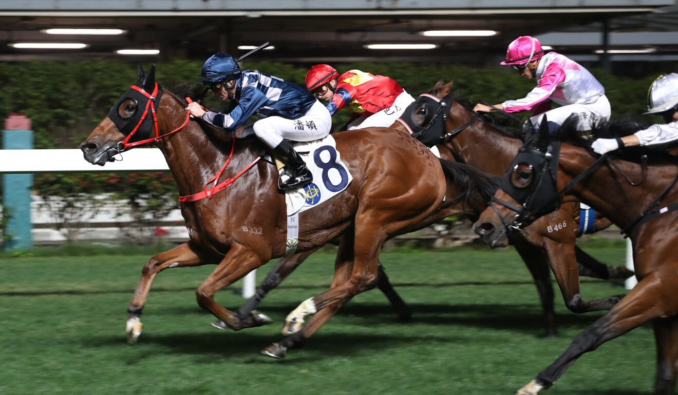 Winning Ways chases more success at Happy Valley on Wednesday night.