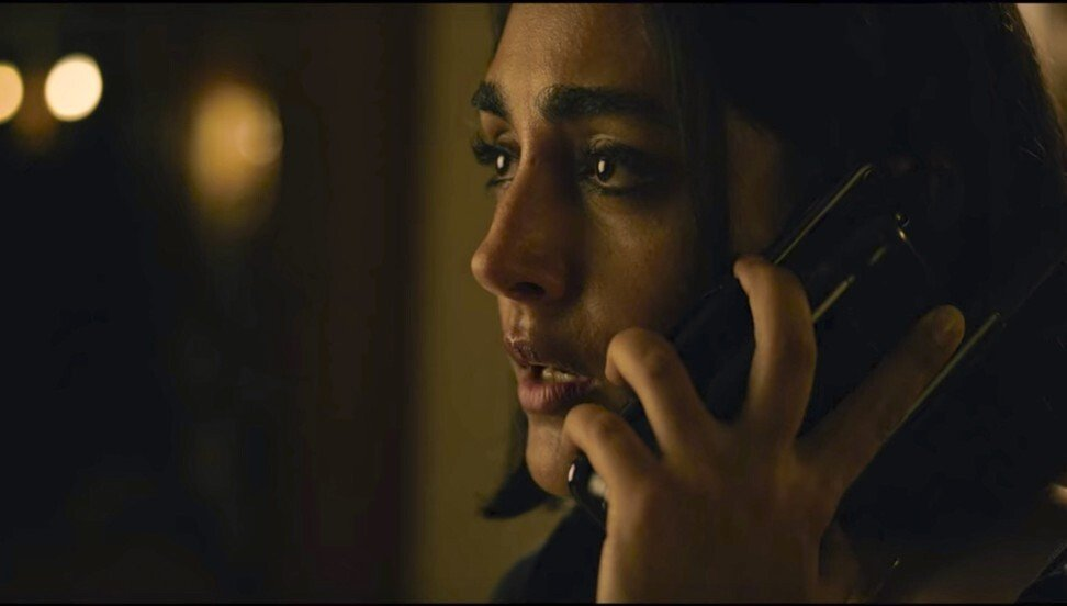 Golshifteh Farahani Extraction Outfits