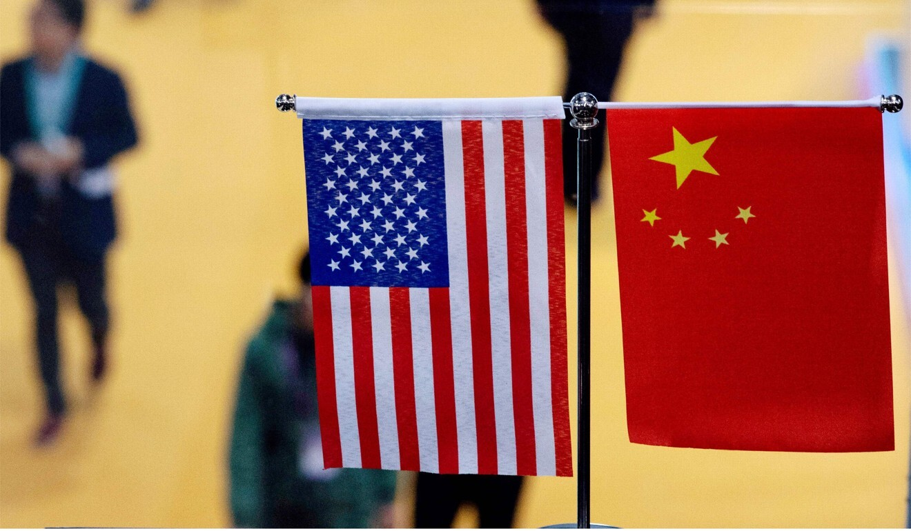 The global health crisis could start a new Cold War between China and the United States, observers say. Photo: AFP