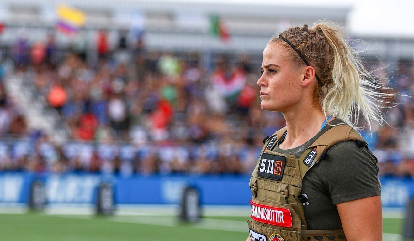 Without a coach, Sara Sigmundsdottir has had a resurgence in motivation. Photo: CrossFit Games