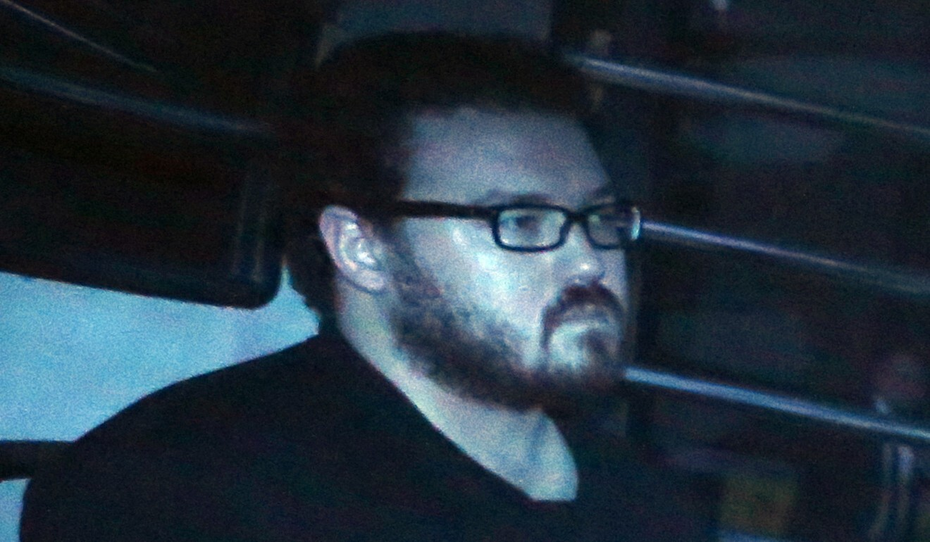 Gerard McCoy defended British banker Rurik Jutting, who made international headlines when he killed two women in 2014. Photo: Sam Tsang