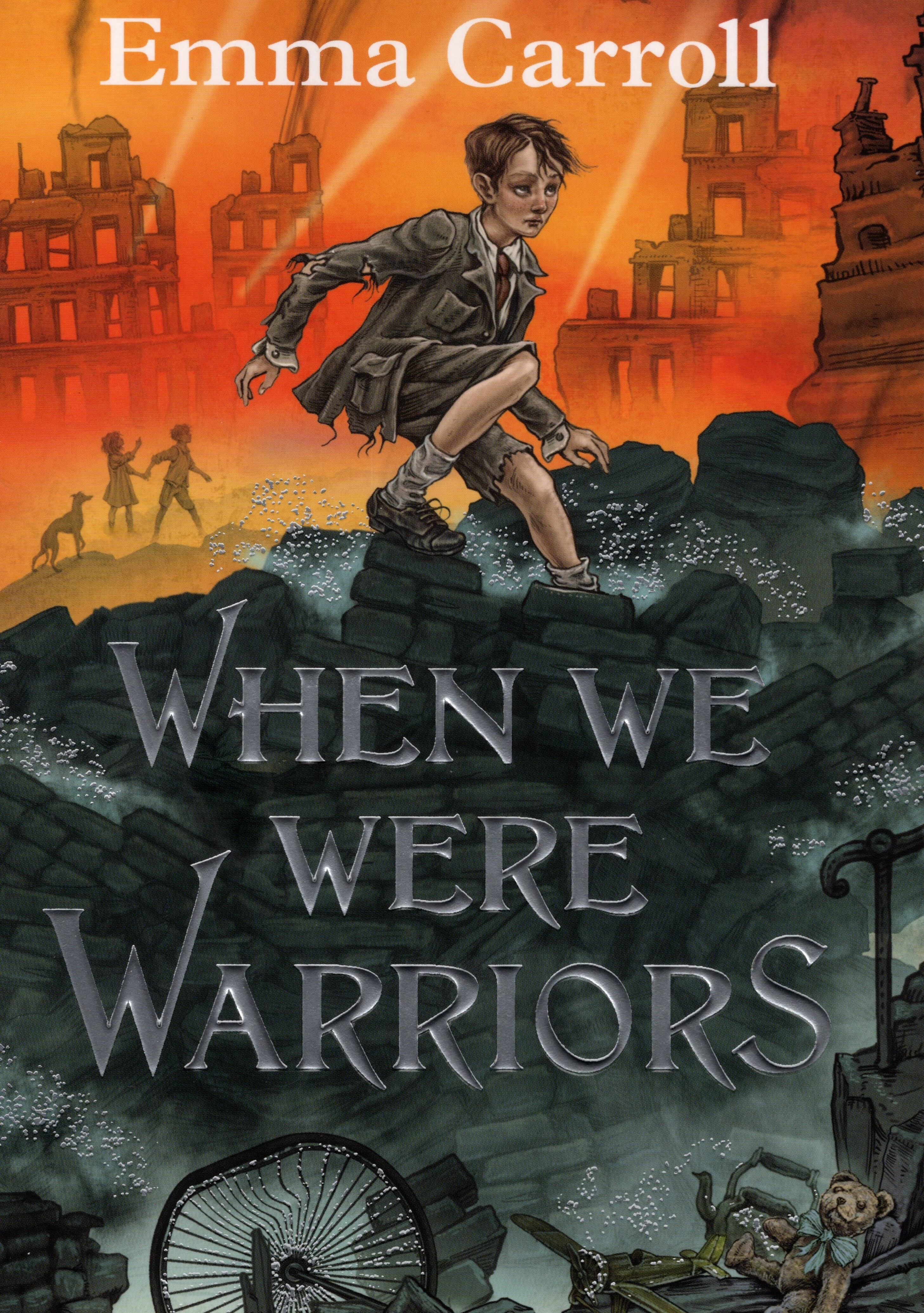 When We Were Warriors' book review: YA author Emma Carroll compels with  tales of WWII bravery - YP | South China Morning Post