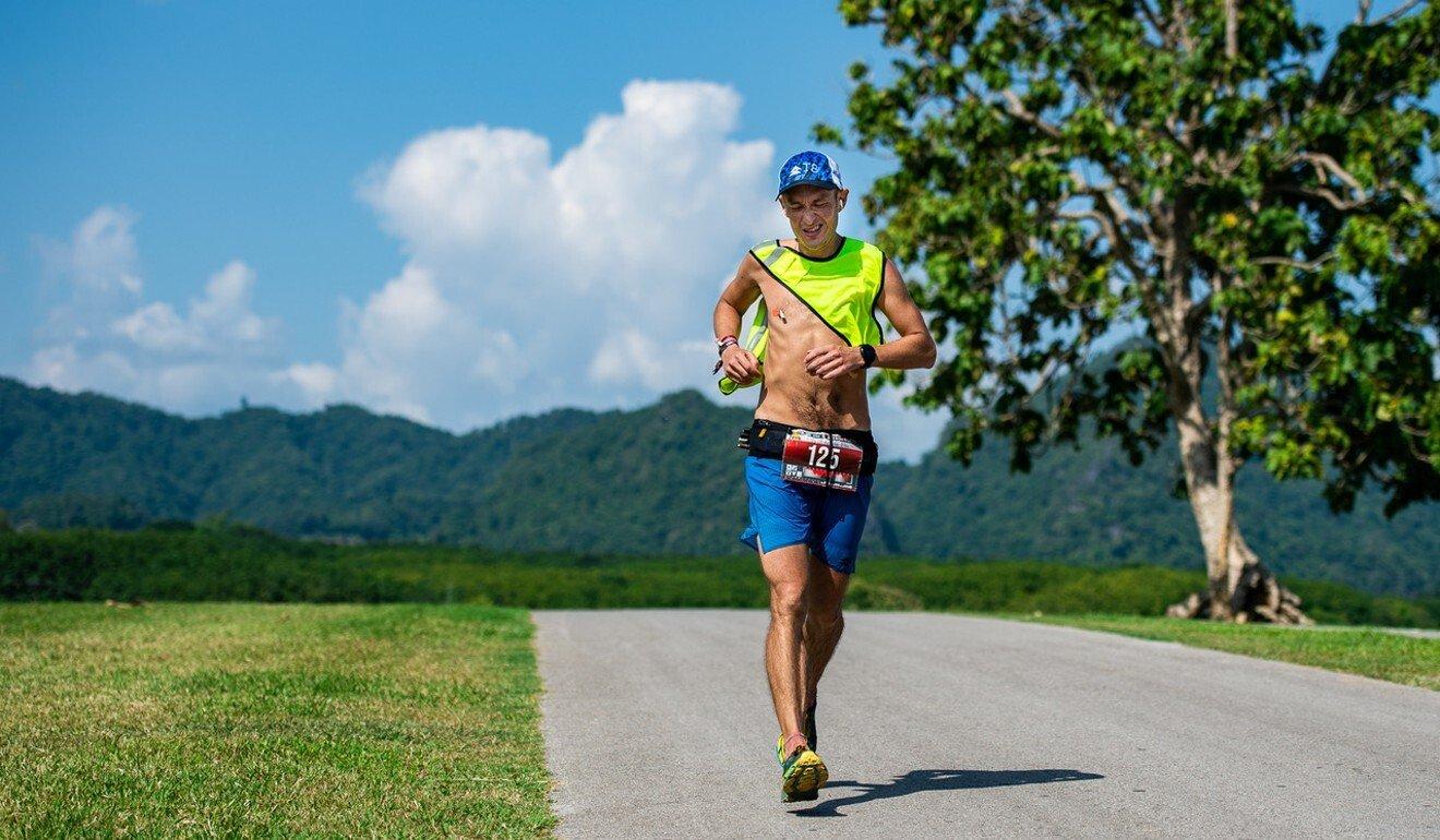 John Ellis on the Ultra Trail Chiang Rai. The Hong Kong legend expands his horizons to win the Asia Trail Master 2019. Photo: StudioZag/Asia Trail Master